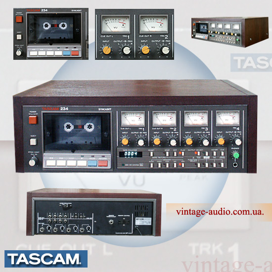 TASCAM 234. Still Works Too!